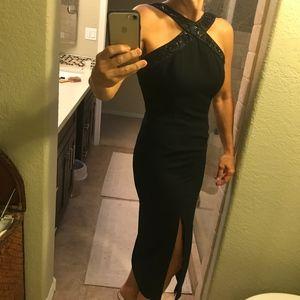 Lillie Rubin little black dress